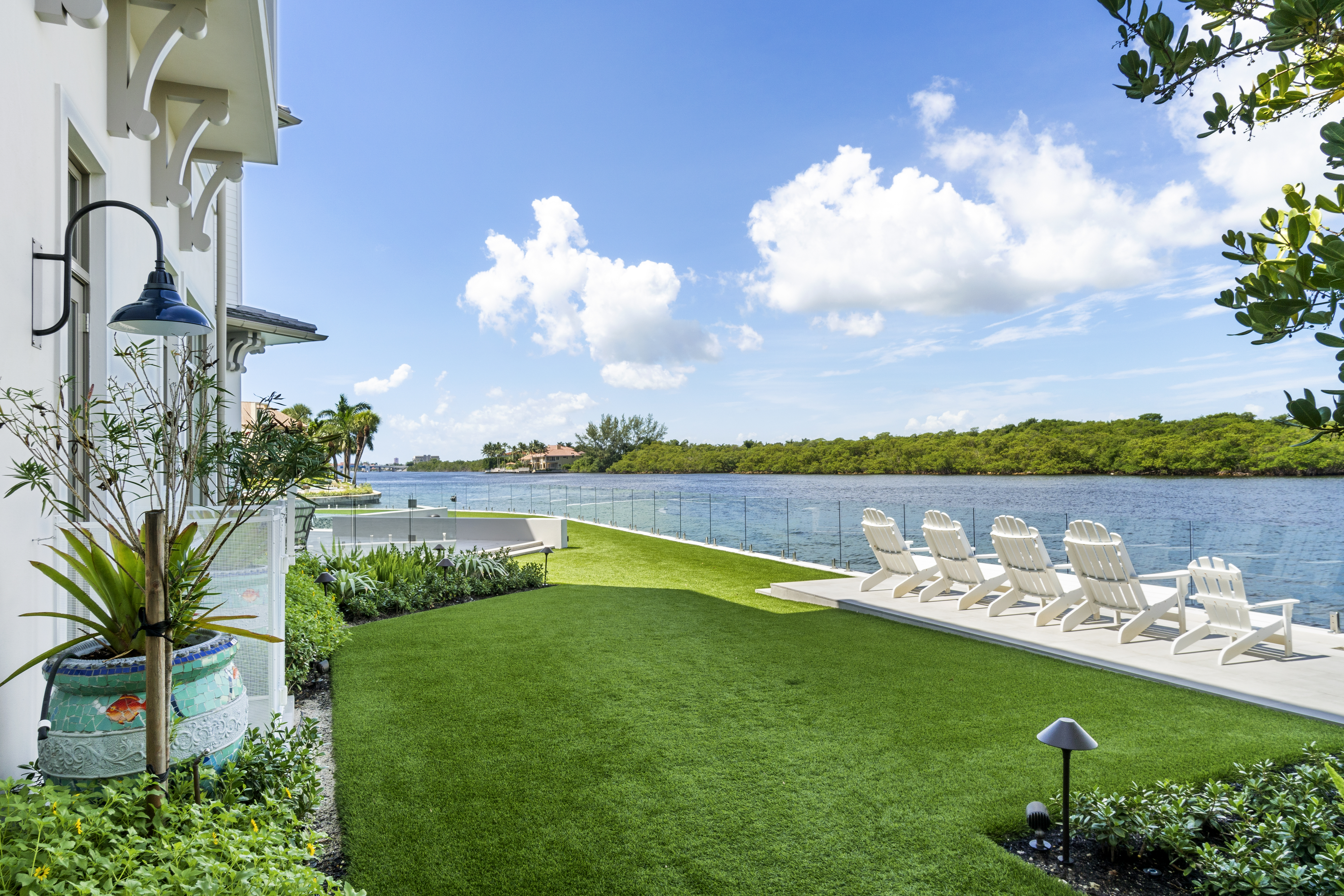 Intracoastal seating view